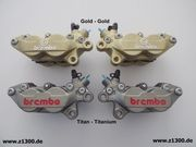 Farbe Bremssättel zu den Bremsanlagenkits - Color brake calipers to the brake system kits